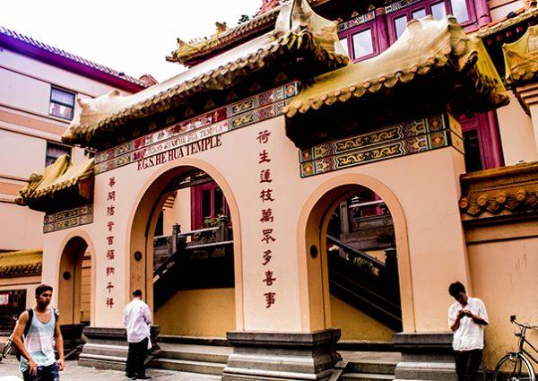 Fo Guang Shan Holland Tempel