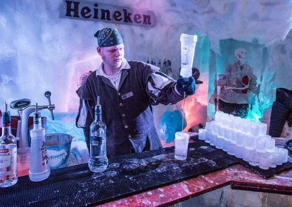 Amsterdam Ice Bar