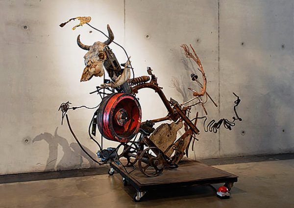 Jean Tinguely – Machine Spectacle
