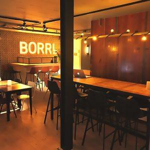 Borrl Kitchen