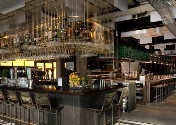 Restaurant C.