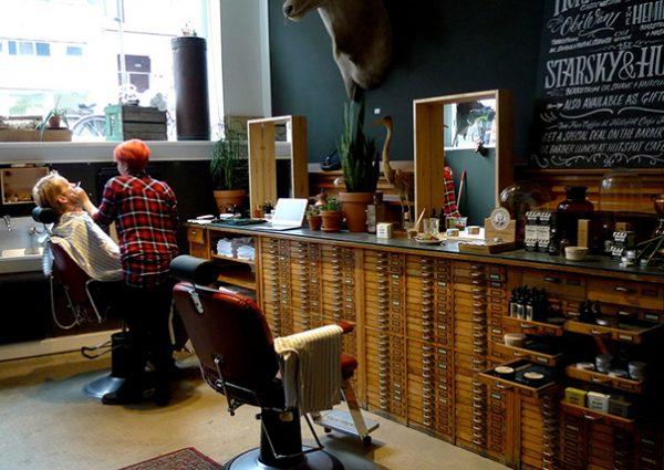 Toon's Barbershop at Hutspot