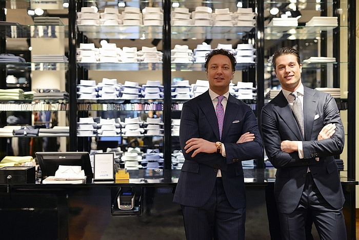 Pauw MEN luxury Tailoring