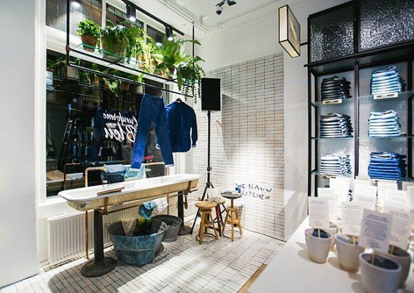 The Blauw Kitchen