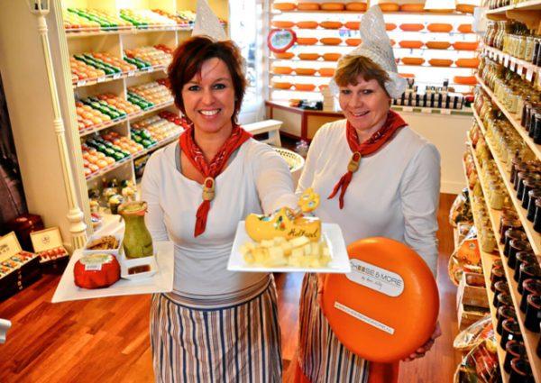 Henri Willig Cheese Store