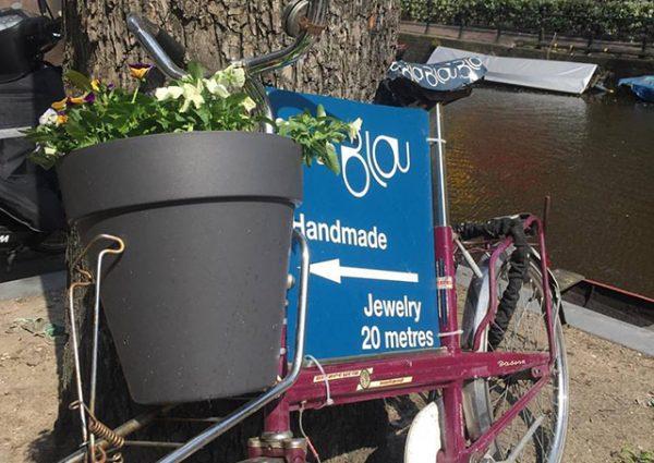 Blou Amsterdam