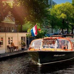 Amsterdam Canal Cruise – 1 hour