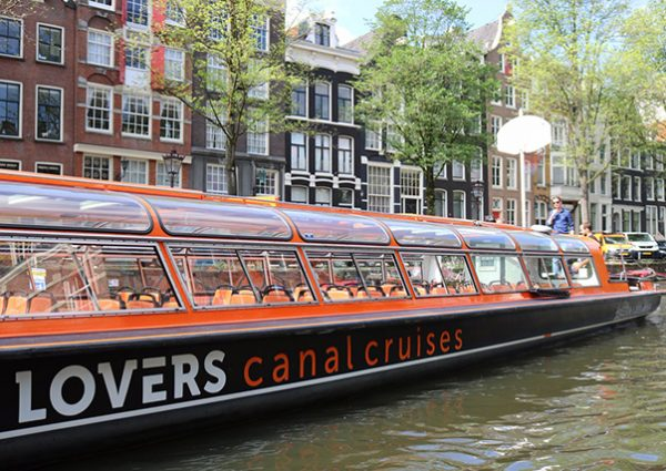 Semi-Open Boat Cruise
