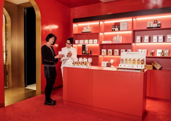 Chez L'Élite, een walhalla voor exclusieve cosmetica en spabehandelingen