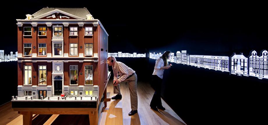 Beleef 400 jaar geschiedenis van Amsterdam in het Grachtenmuseum
