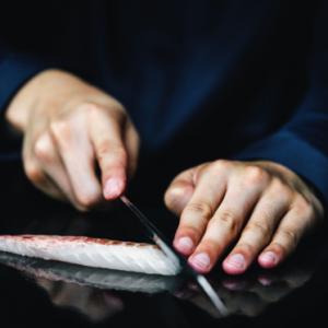Sushi-chef Kit opent binnenkort zijn restaurant Undercover
