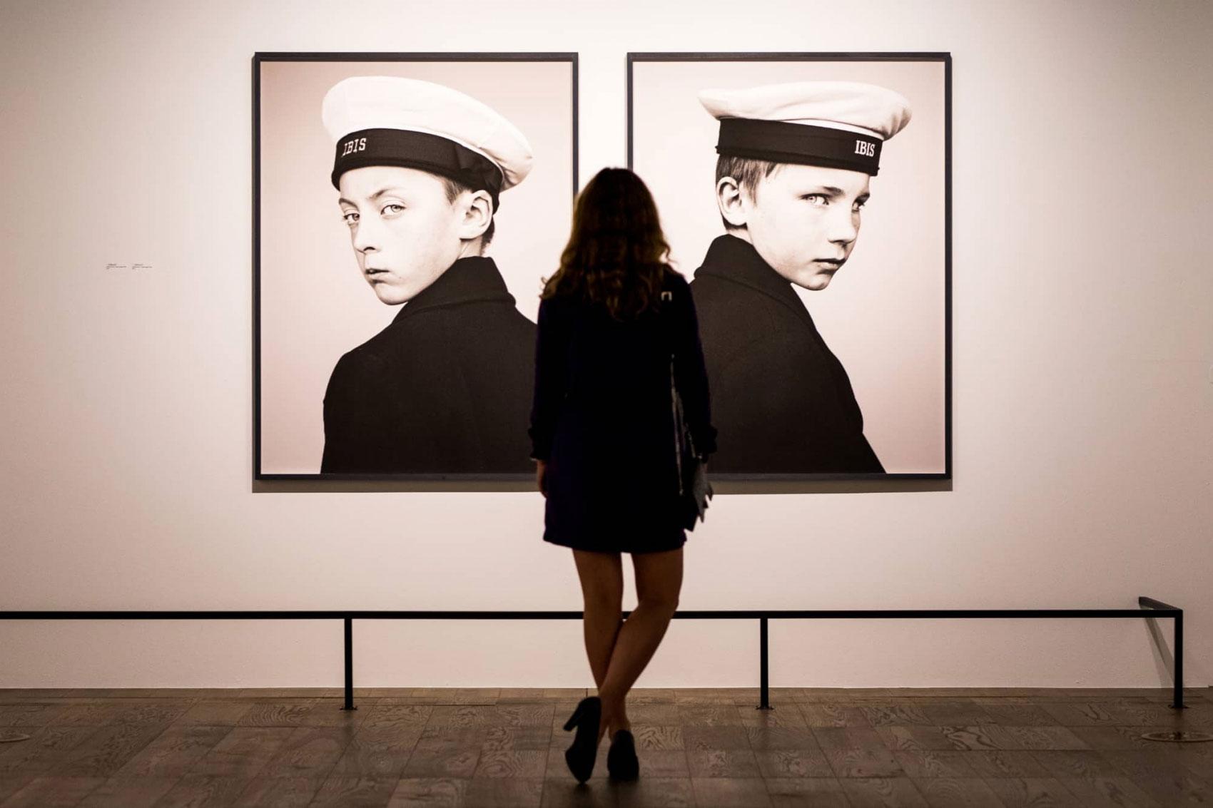 Stephan Vanfleteren fotografie in Het Scheepvaartmuseum