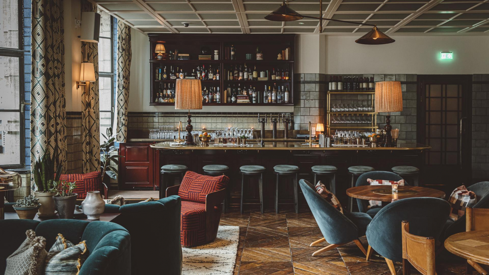 Bar en lounge The Allis geopend op begane grond in Soho House